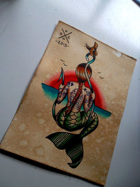 Trade with Dave Hori Simo from Corazon Tattoo (Bromborough, UK)