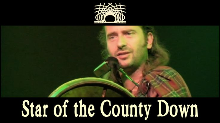 """Now on YouTube: Star of the County Down - Irish Folk & Celtic Music Balver Höhle   """"Star of the County Down"""" is an Irish ballad set near Banbridge in County Down, in Northern Ireland. The words are by Cathal McGarvey (1866–1927) from Ramelton, County Donegal.The tune is similar to several other works, especially that of the English """"Dives and Lazarus"""", also called """"Kingsfold"""", well known from several popular hymns. The melody was also used in an Irish folk song called"""