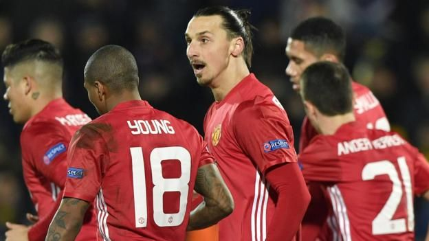 Man Utd score away goal in Rostov draw #Sport #iNewsPhoto