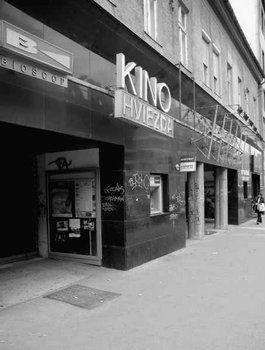 Kino Hviezda v Bratislave