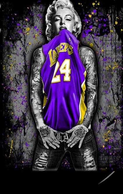 22 best images about lalakers on pinterest keep calm for La lakers tattoo