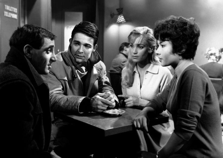 Image result for Les dragueurs (1959)