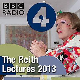 Reith Lectures - by the brilliant Grayson Perry - worth a listen, free download of 3 x 42 minute lectures on art.