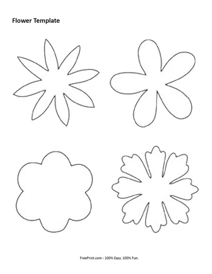 Best 25+ Free printable flower templates ideas on Pinterest - free coupon book template