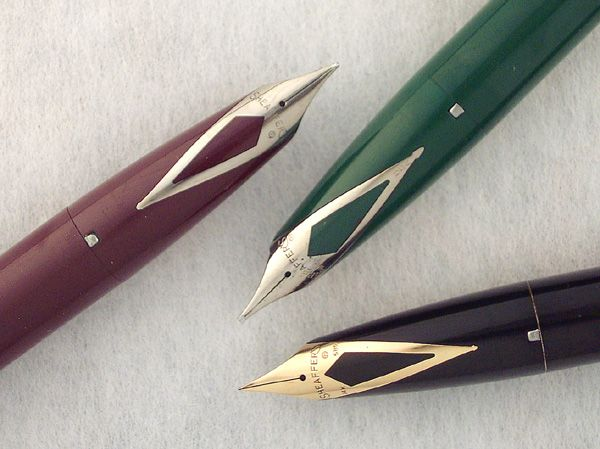 Sheaffer's Pen for men c1959-68. Highly sought after, an a very well-made pen!