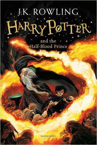 Harry Potter and the Half-Blood Prince: 6/7 (Harry Potter 6): Amazon.co.uk: J.K. Rowling: 9781408855706: Books