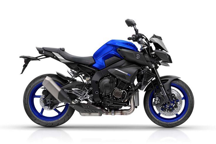 Yamaha MT-10 '2016