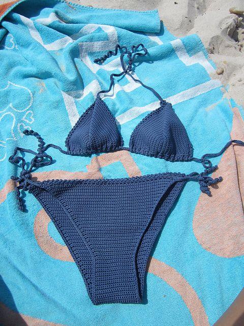 Ravelry: CROCHET BIKINI ADRIA pattern by Fashion Martina