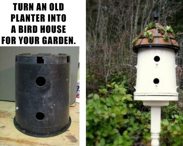 Dump A Day Don't Throw Away Your Old Junk, Reuse It! - 21 Pics