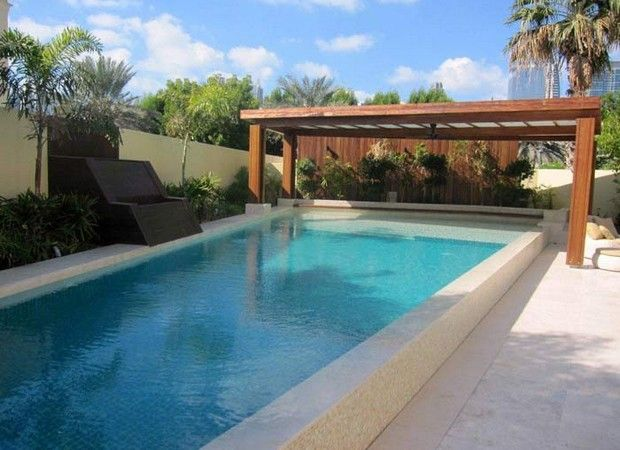 Exceptional Luxury Pergolas Over Pool