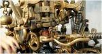 Vidéo : Une machine steampunk inutile et magnifique: Steampunk Inutile, Steampunk Museums, Machine Steampunk, Une Machine
