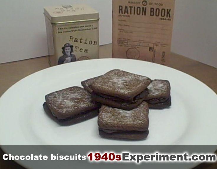 Wartime Scottish Cake Recipe