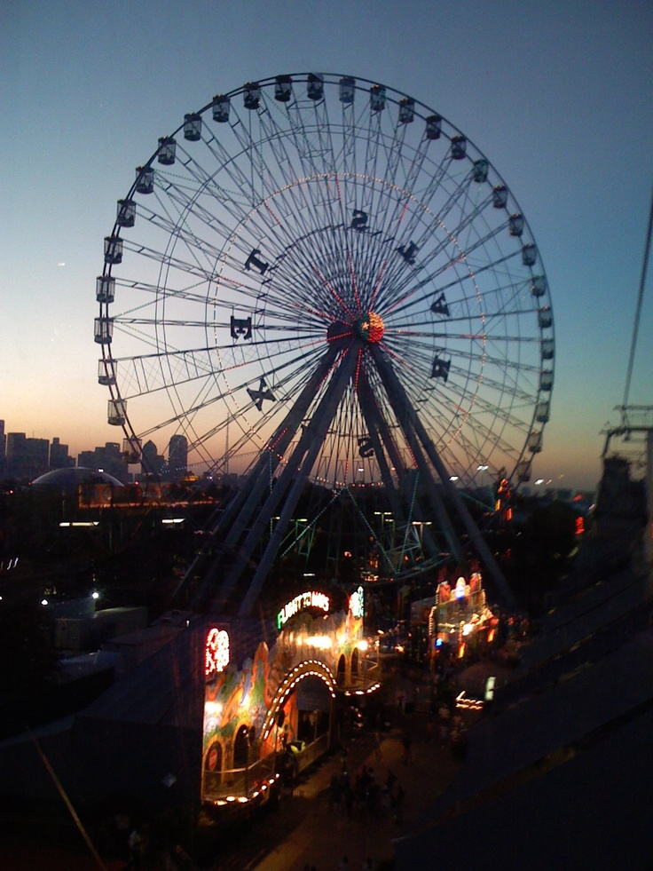 Texas State Fair- Loved going here, just made october that much better! The crazy food, the texas-shaped nachos, the farm animals, the car shows, the rides, the cool weather!