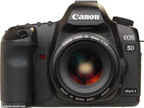 Canon 5D Mk II - Some day I will have this camera and take beautiful photos with tremendous depth and craziness to them.