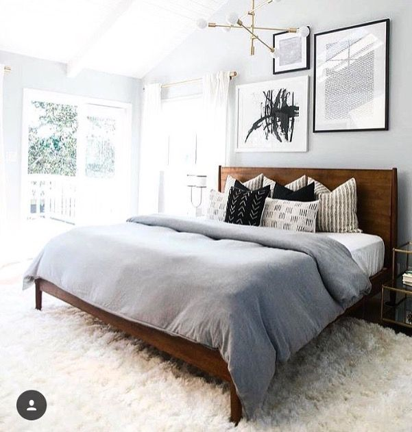 42 best Sypialnie images on Pinterest Bedroom ideas, Bedrooms and - rattan schlafzimmer komplett
