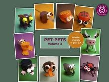 10 little animals, Pet-Pets, Volume 3, Upcycling – Projects to try