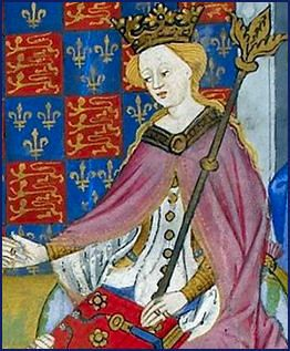 Margaret of Anjou (French: Marguerite; 23 March 1430 – 25 August 1482) was the wife of King Henry VI of England. As such, she was Queen of England from 1445 to 1461 and again from 1470 to 1471. Born in the Duchy of Lorraine, into the House of Valois-Anjou, Margaret was the second eldest daughter of René I of Naples and Isabella, Duchess of Lorraine. She was one of the principal figures in the series of dynastic civil wars known as the Wars of the Roses and at times personally led the…