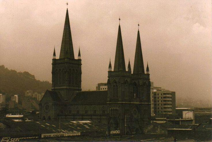Iglesia del Sagrado Corazón -Med.