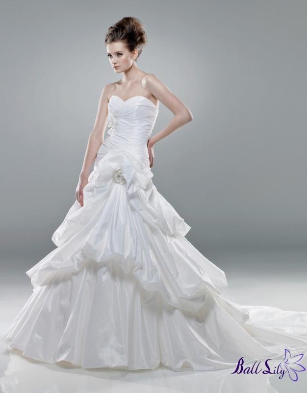 www.balllily.com  $269 Anjolique  Wedding Dress  AWD104
