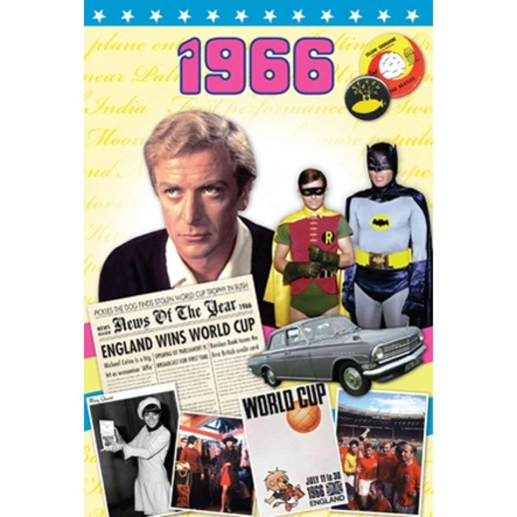 1966 DVD Card // Classic Films and TV Shows at Back in the Days