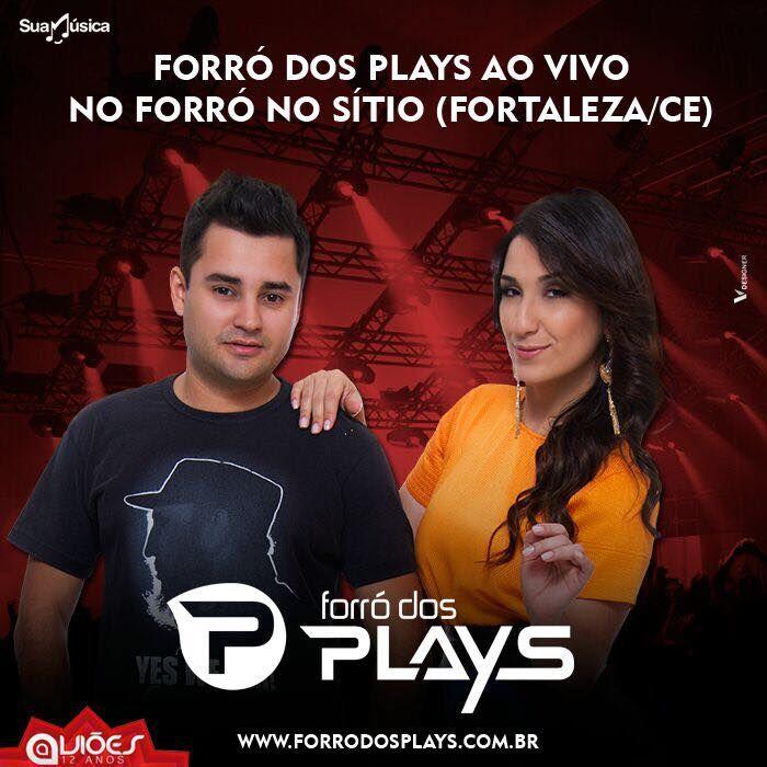 Forró dos Plays ao vivo no Forró no Sítio (Aniversário do Aviões do Forró 12 anos)  http://suamusica.com.br/PlaysNiverDoAvioes