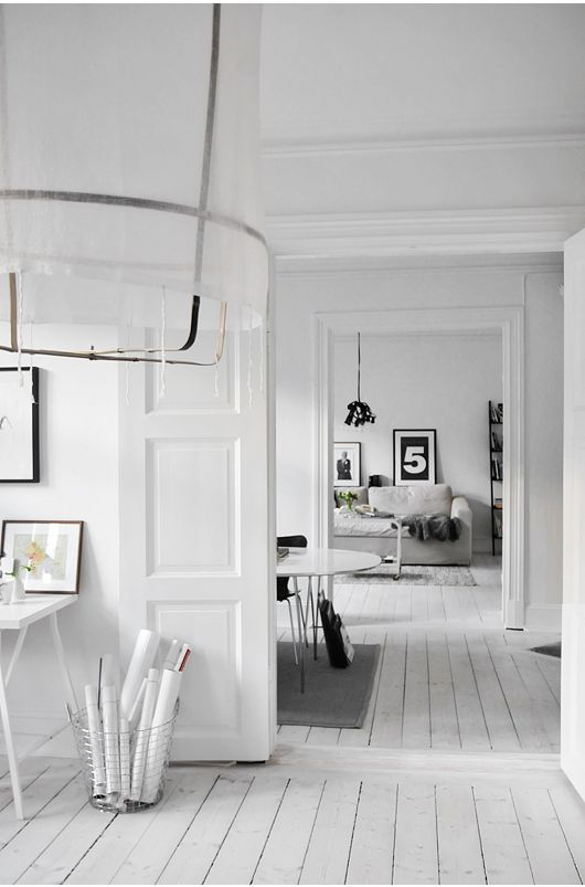 Interior Obsessions – White