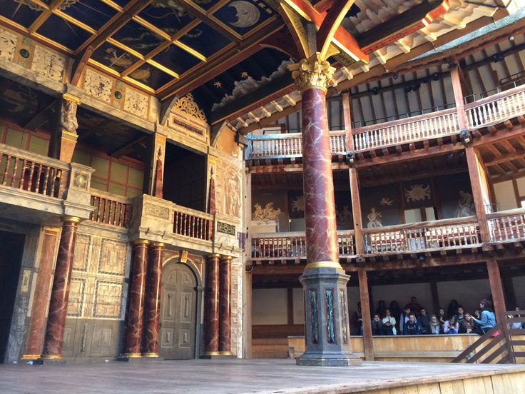 an analysis of the globe theatre in shakespeares greatest play Shakespeare's actors (1) he inherited the blackfriars theatre, and with his brother cuthbert owned a half interest in the globe and recent scholarship based on computer analysis of the language in shakespeare's plays by donald foster.