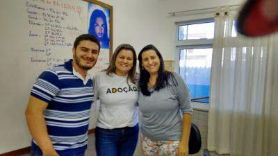 Blog do Inayá: Diretores da Escola Inayá recebem visita da Secretária de Educação Andréa Machado