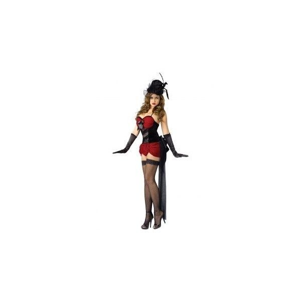 Burlesque Costumes ❤ liked on Polyvore featuring costumes, white burlesque costumes, white halloween costumes, sexy costumes, sexy halloween costumes and burlesque halloween costumes