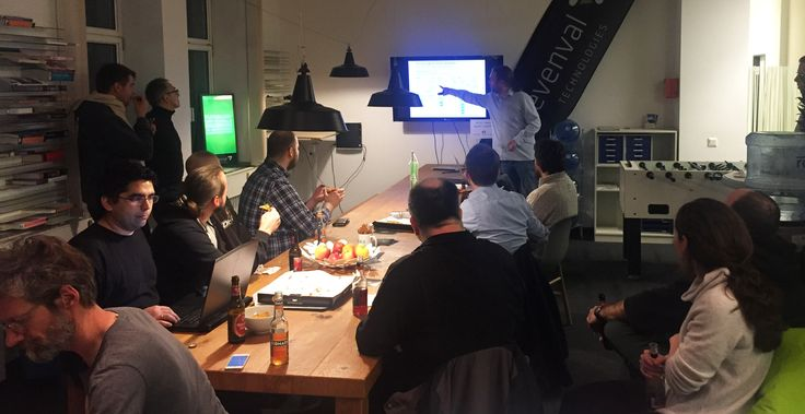 Meetup #CGNwebperf zu Gast bei Sevenval - Rückblick auf unserem Blog