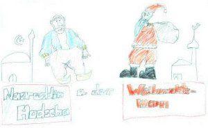 Zur Vorweihnachtszeit: Nasreddin Hodscha und der der Nikolaus aka Weihnachtsmann :-) http://www.kandil.de/kandil/comments.php?id=-andere-lnder-andere-feste_0_8_0_C40