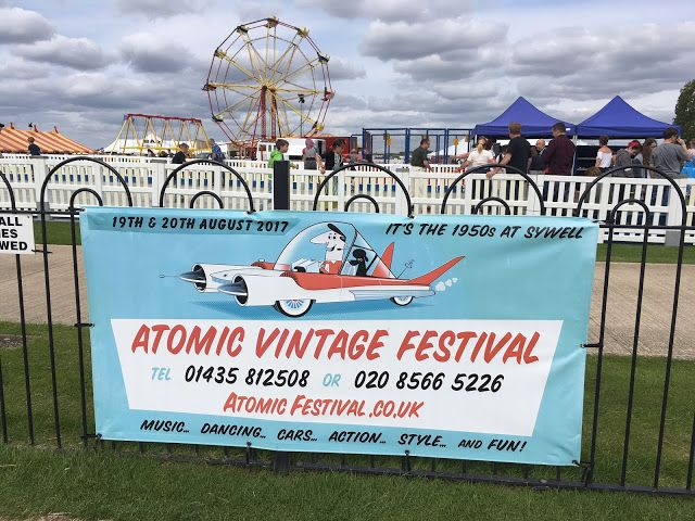 Blogged// A Day With Campbell Crafts at Atomic Vintage Festival 2017 http://www.luluslittlewonderland.com/?m=1