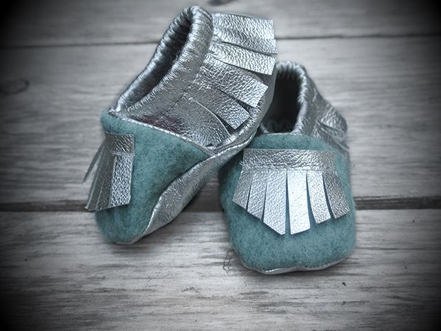 Tomahawks - The Swell mocs in Blue