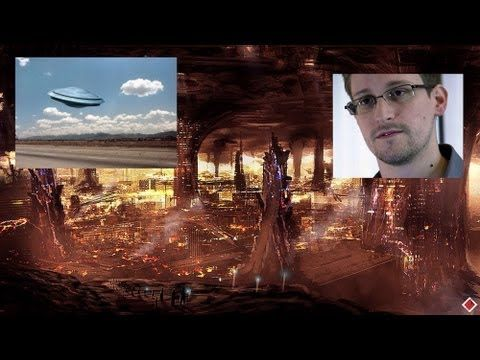 ▶ Edward Snowden:UFOs Come From Ultra-Terrestrial Civilization in Earth Mantle - YouTube ... I don't know how much of this is true, I'm sure some of it may be.