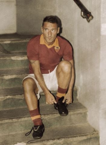 Totti, Time Traveller.....