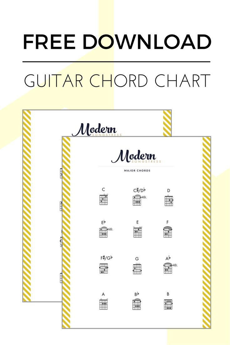 29 best images about freebies on pinterest free guitar chords free guitar chord chart pdf all majorminor chords modern songstress blog hexwebz Image collections