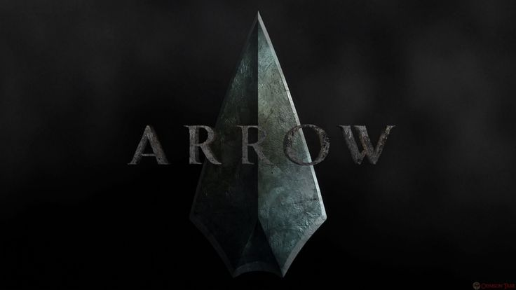 Arrow  Kleur: er zijn donkere kleuren gebruikt om de spanning te laten zien verder is er groen gebruikt.  Vorm: de letters zijn geometrisch en de achtergrond is een pijl met kleurverschillen. Dit logo heb ik gekozen op dat het op dit moment een van mijn favoriete series is. Dit logo heeft een centrale compositie.
