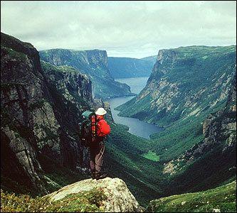 Gros Morne National Park, Newfoundland.