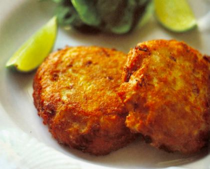 OMG DELICIOUS Salmon Croquettes Louisiana Style like my grandmother makes!
