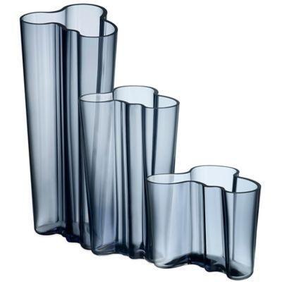 Iittala Alvar Aalto Finlandia Vase in Rain - Vases