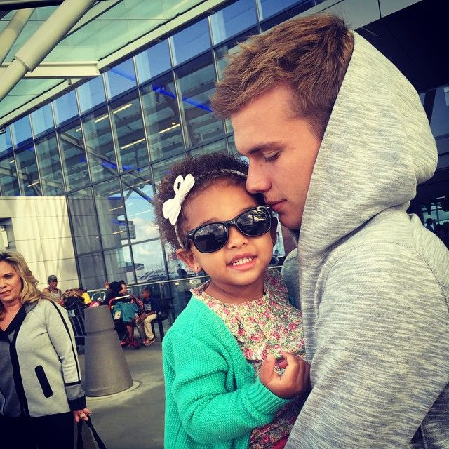 Chase Chrisley with niece @chasechrisley Instagram photos | Websta