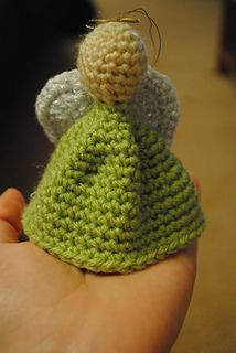 Knitting Pattern Angel Ornament : 17 Best ideas about Easy Christmas Ornaments on Pinterest ...