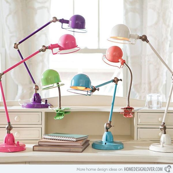 Multi-function Study and Task Lamps from Pottery Barn Teen