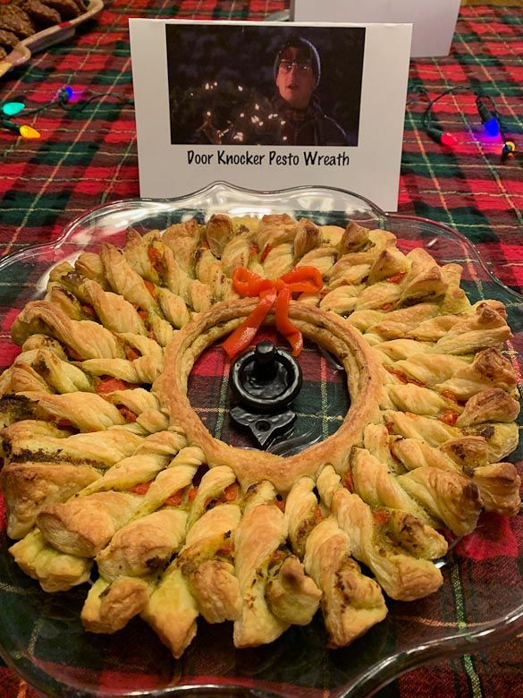 National Lampoon S Christmas Vacation Party Food Decorating Ideas Christmas Vacation Movie Christmas Vacation Party National Lampoons Christmas Vacation