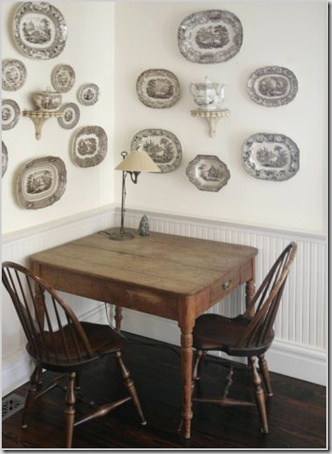 Phoebe Howard Decorating With China Plates Plate Displays Sconces