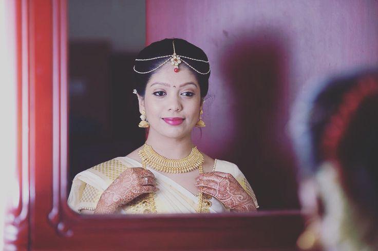 Kerala wedding style