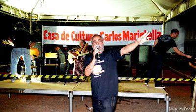 Blog do Arretadinho: Inauguração da Casa de Cultura Carlos Marighella