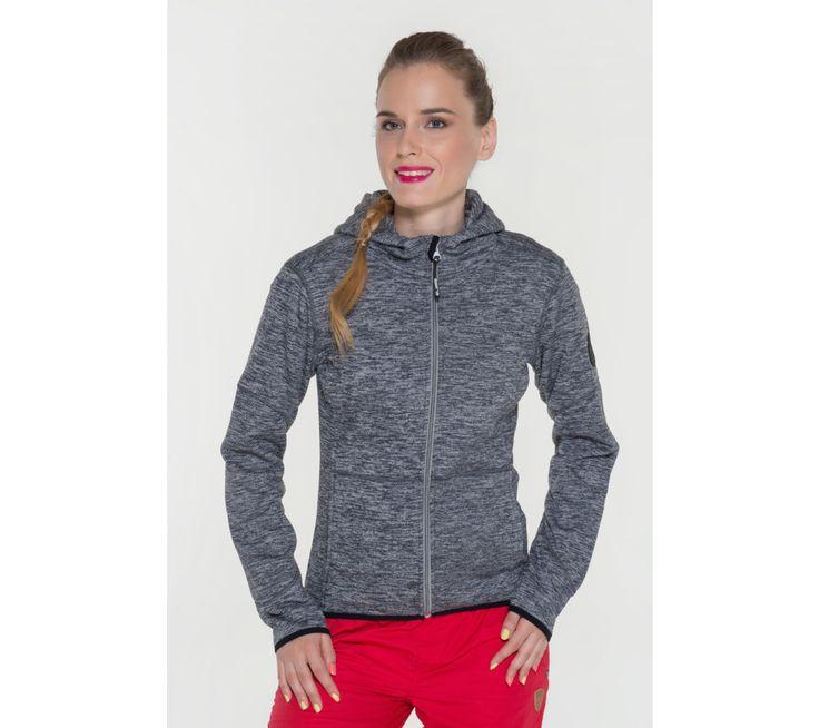 Dámská mikina na zip a s kapucí Sam 73 | modino.cz #modino_cz #modino_style #style #fashion #sam73