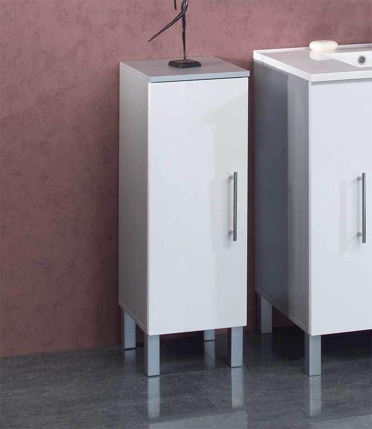 Die besten 25+ Badezimmer unterschrank grau Ideen auf Pinterest - badezimmerschrank 25 cm breit