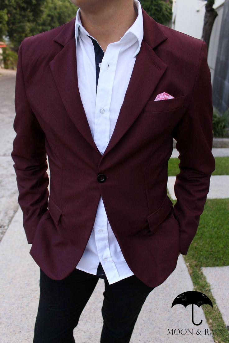 Línea de ropa exclusiva   Moon & Rain por Tiendas Platino High Fashion Men, Mens Fashion, Casual Blazer, Menswear, Boys, Jackets, Outfits, Vestidos, Unique Clothing